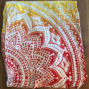 Tapestry (Orange/Yellow/Red)